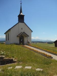 La chapelle de Mossel