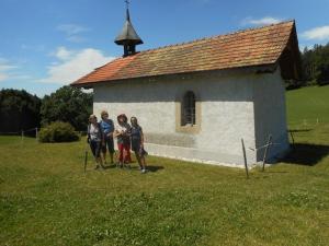 La chapelle St-Joseph