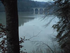 Et revoici le pont de Corbières