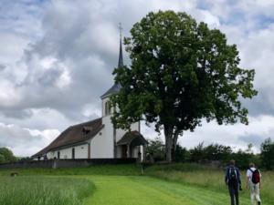 et sa chapelle