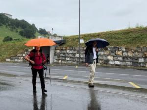 avec un peu de pluie