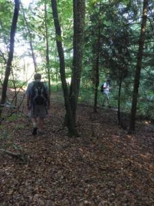 et la forêt d'Essert-Fornay.